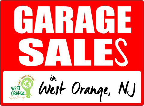 Garage Sales in West Orange New Jersey