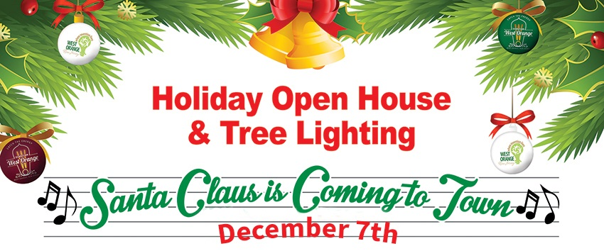 Holiday Open House Graphic 2019