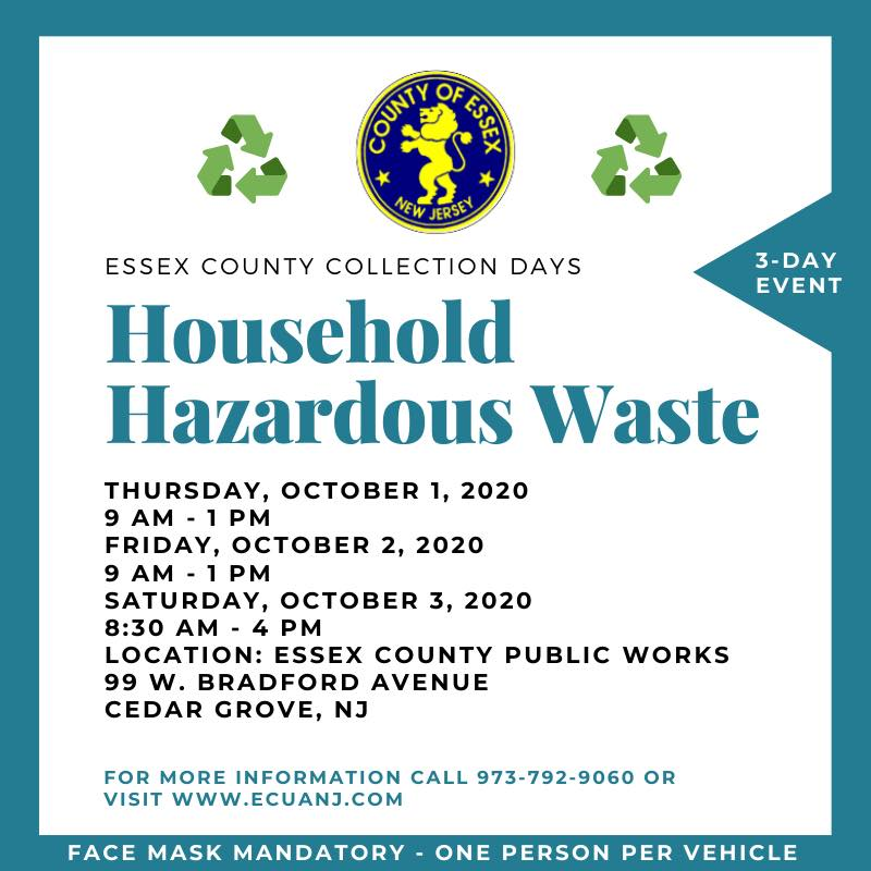 EC Hazardous Waste Oct 2020