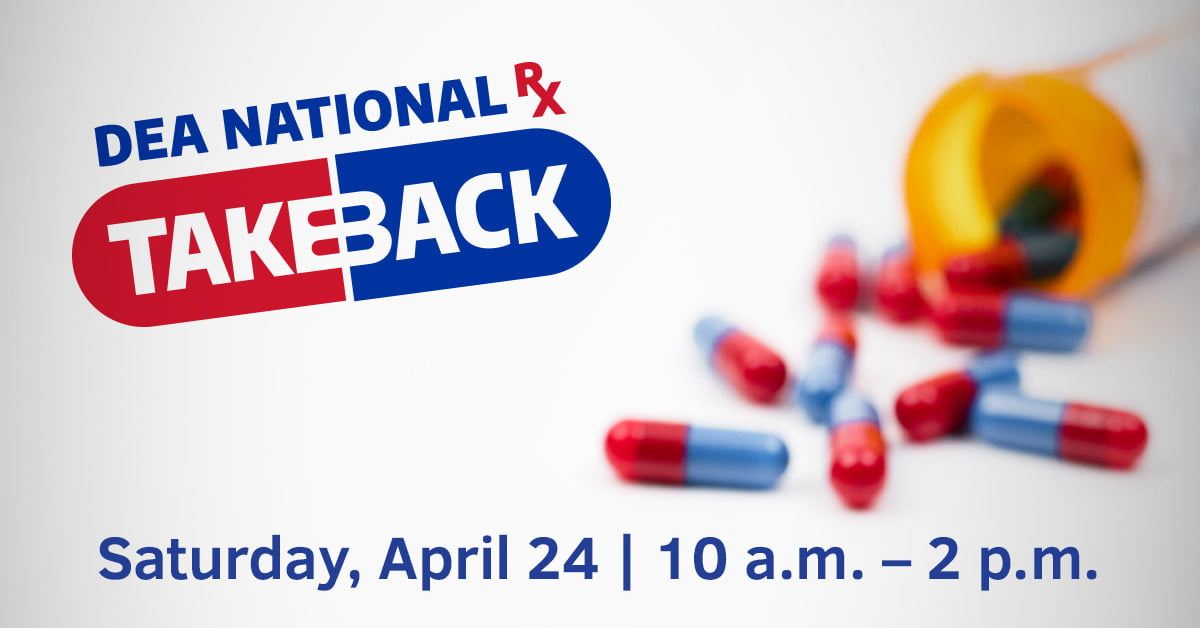Drug Take Back Day 2021