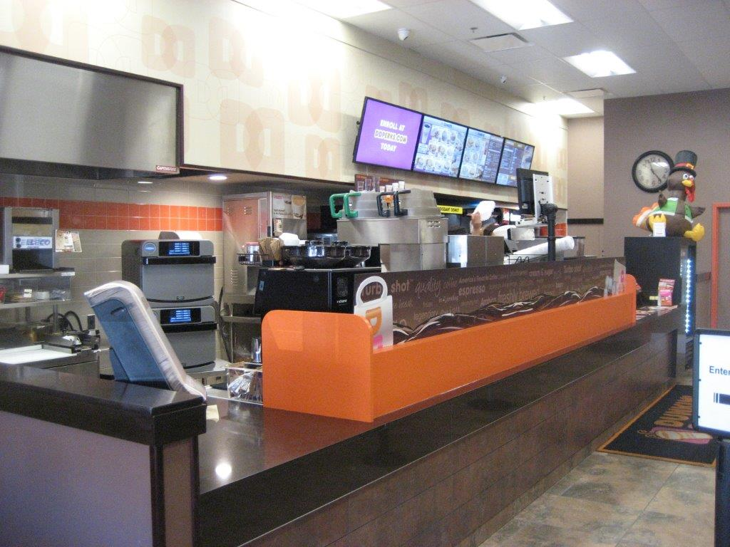 Dunkin Donuts- Valley Road