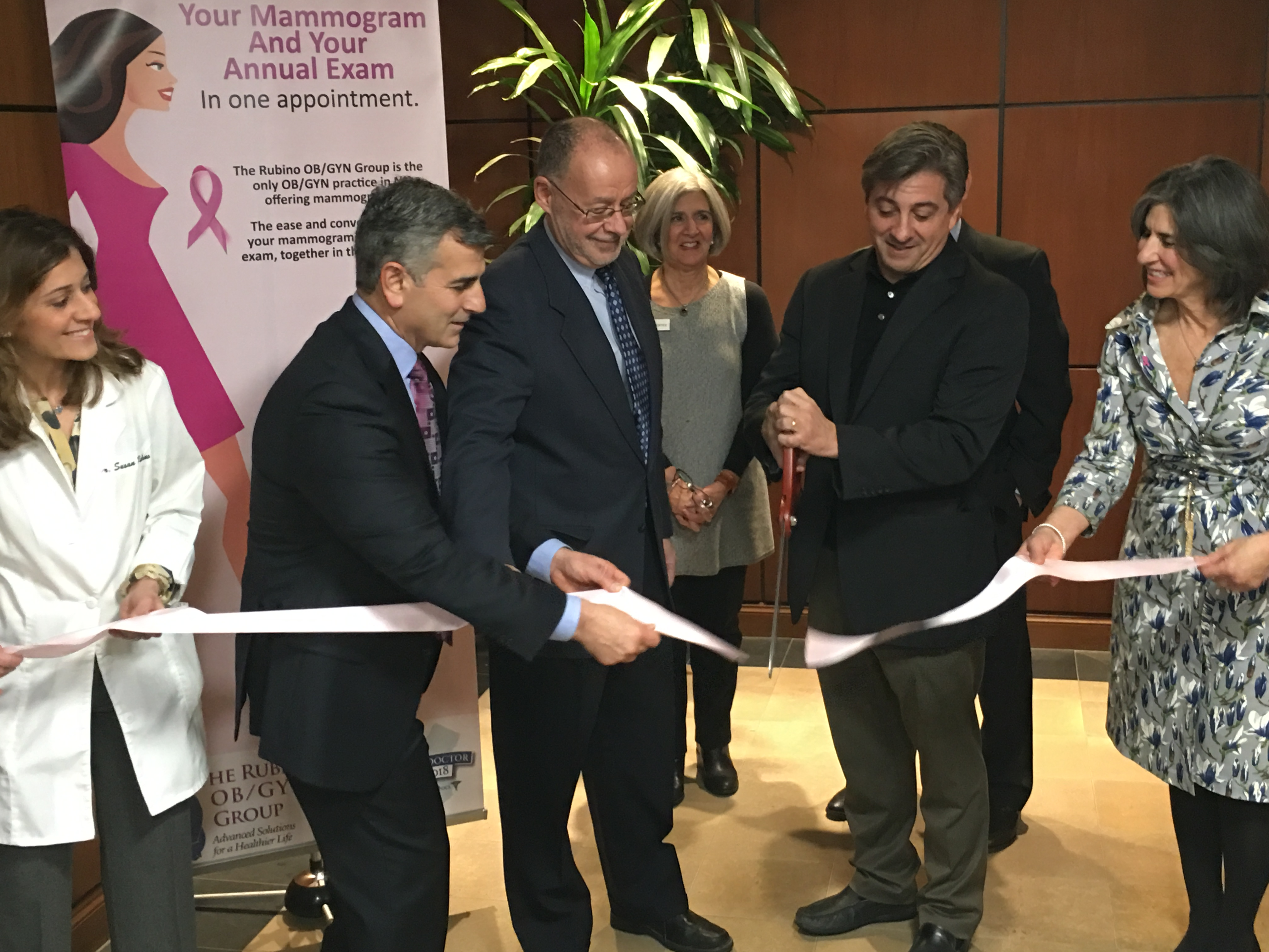 Rubino OB/GYN Group Mammography Center