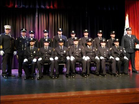 Promotions and Swearing In
