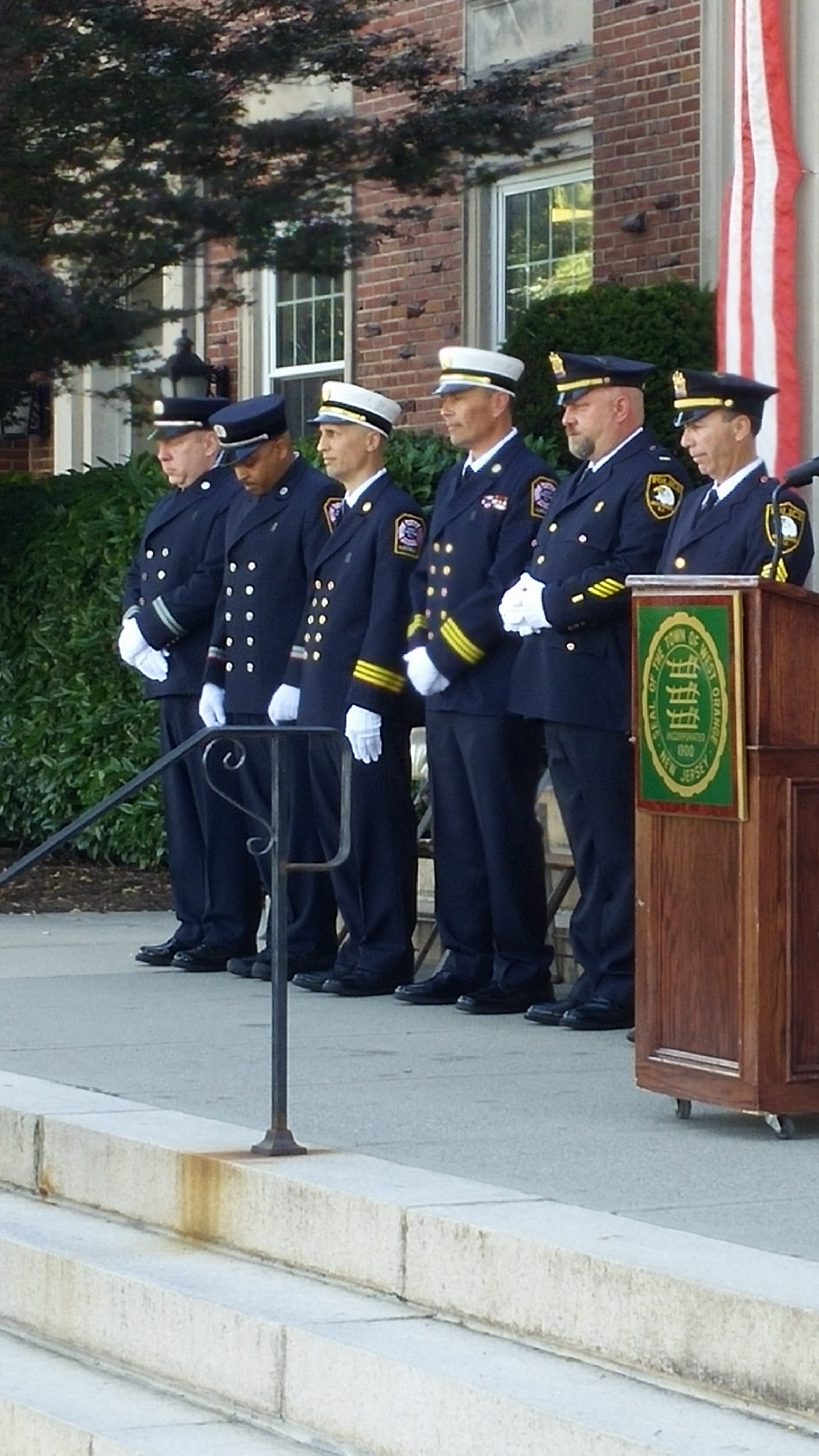 Joint Police & Fire Promotion Ceremony 6/20/2017