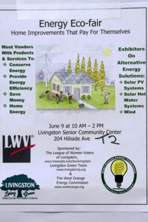 eco fair flier