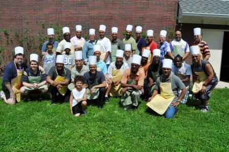 WOAHO holds 9th annual Men Who Cook