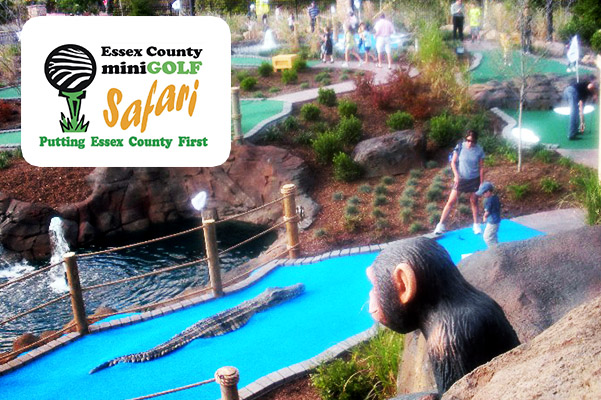 Essex County Mini Golf Safari